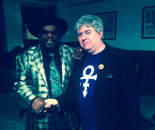 George Clinton - Godfather of Funk, Soul, Psychedelia