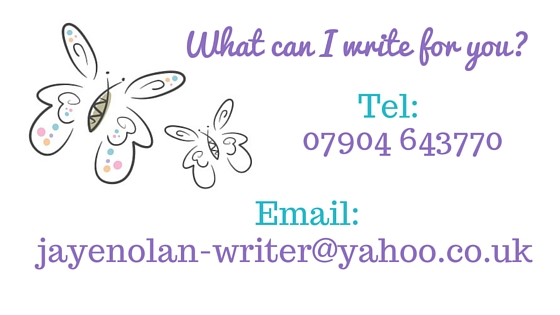 What can I write for you-Contact-07904 643770