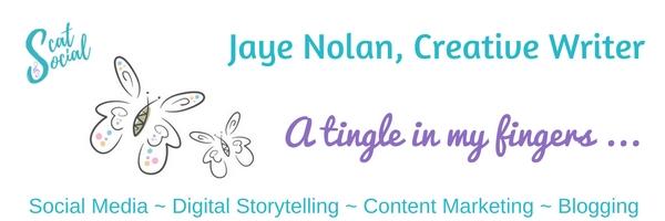 Jaye Nolan Freelance Writer Social Media Medway Kent