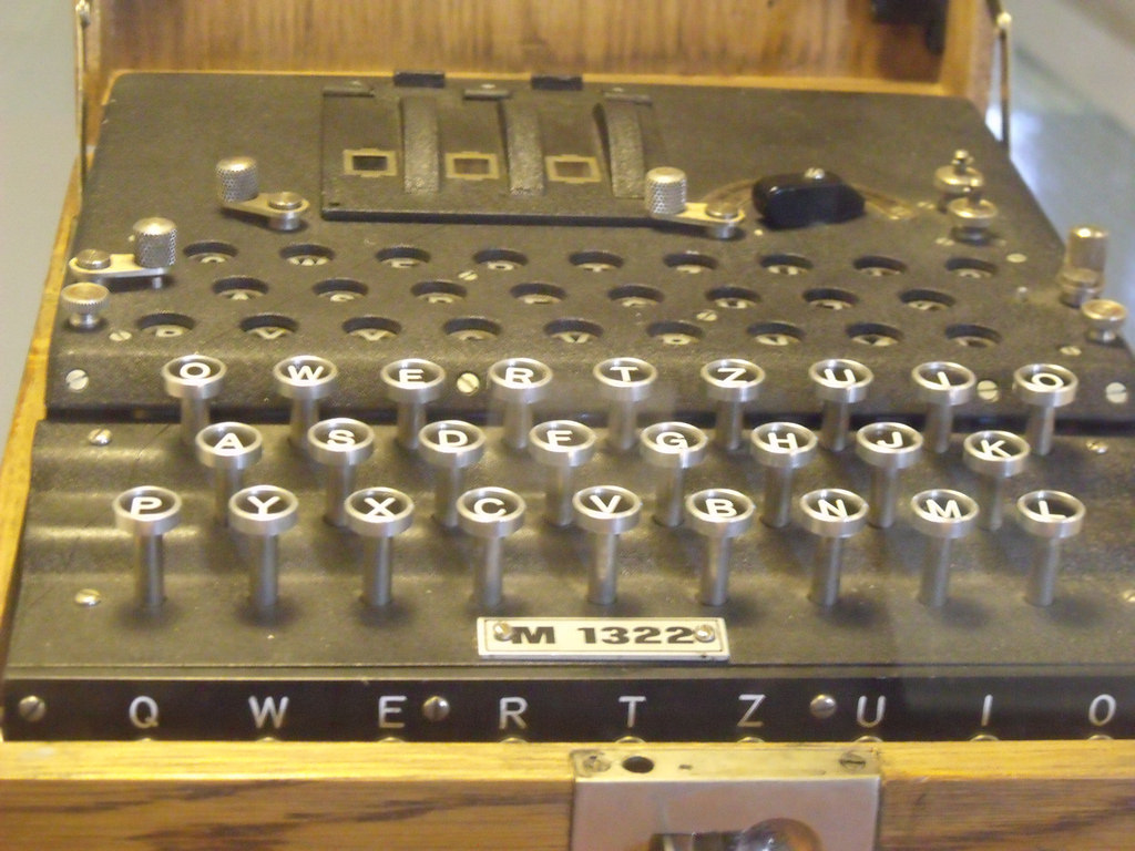 Jaye Nolan Enigma Machine