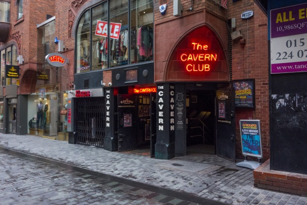 The Cavern Club Christopher Brown Flickr